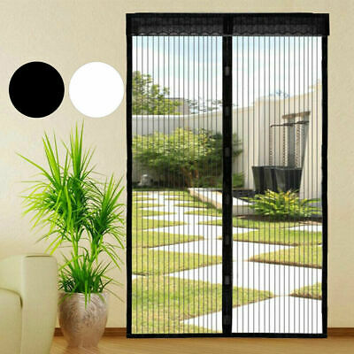 £7.61 • Buy Magic Curtain Door Mesh Magnetic Fastening Mosquito Fly Bug Insect Net Screen UK