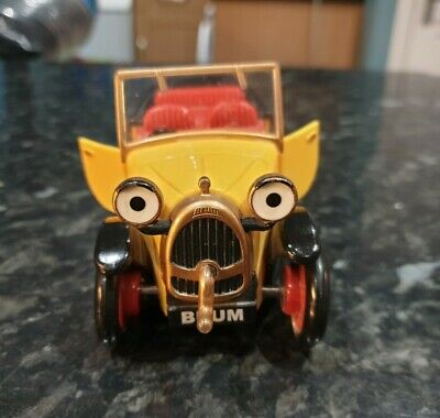 £19.79 • Buy BRUM Car BBC TV Series Wibbly Wobbly - Golden Bear Friction  Productions 2001