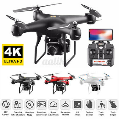 AU118.80 • Buy S32T RC Drone Quadcopter With HD 4K 1080P Camera Quadcopter WIFI FPV Dron
