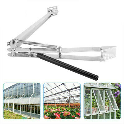 £19.59 • Buy Automatic Window Opener Greenhouse Double Spring Temperature Control Opener