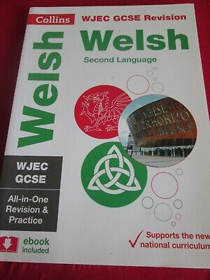 £7.99 • Buy WJEC GCSE Welsh As A Second Language All-in-One Complete Revision And Practice: