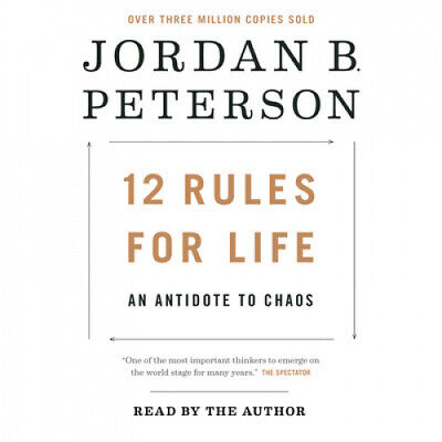 AU53.13 • Buy 12 Rules For Life: An Antidote To Chaos [Audio] By Jordan B Peterson