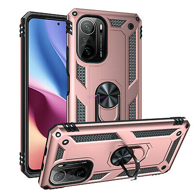 AU9.18 • Buy For OPPO F11 Pro Case Shockproof Ring Stand Phone Cover