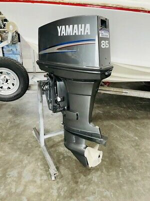 AU6999 • Buy 85 Hp  Yamaha Outboard Motor (Freight Australia Wide )Excellent Condition