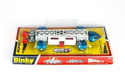 £200 • Buy DINKY TOYS -EAGLE TRANSPORTER No. 359- GERRY ANDERSON SPACE 1999 MODEL, BOXED
