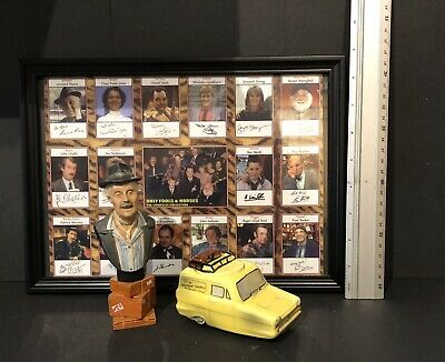 £29.99 • Buy Only Fools And Horses. Grandad  Figurine & Egg Cup & Copy Signed Cast Picture