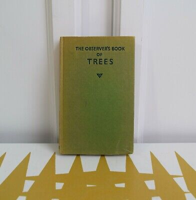 £5.50 • Buy Vintage Observer Books, Trees. Retro Reference Book