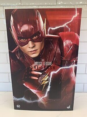 $ CDN485.82 • Buy Hot Toys 1/6 Justice League MMS448 The Flash