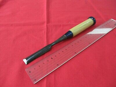£11.31 • Buy E90 Japanese Vintage Chisel NOMI  From Japan Wood Working Tool By YAMARI 15mm