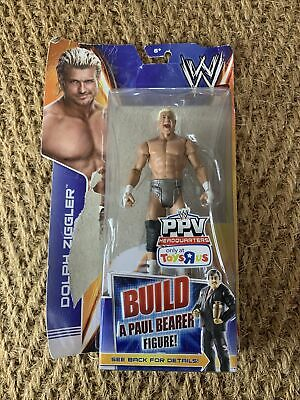 £8 • Buy Dolph Ziegler  WWE Wrestling Figure Exclusive Toys R Us  - NEW