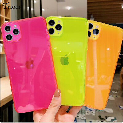 AU6.99 • Buy Case For IPhone 12 11 Pro Max 7 8 SE Plus XR X XS Clear Shockproof Cover
