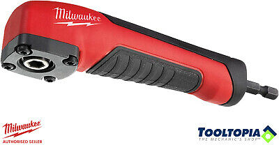 £19.20 • Buy Milwaukee SHOCKWAVE™ CD Impact Screwdriver Drill Bits Right Angle Attachment - 1