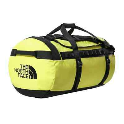 £70 • Buy The North Face Base Camp Duffle Travel Bag - Small 50L - Sulphur Spring Green