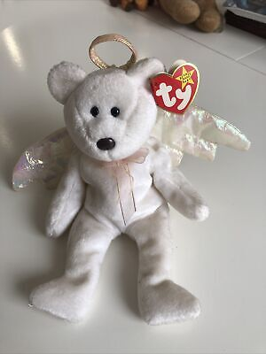 £50 • Buy Halo Retired Ty Beanie Baby Rare Brown Nose And Numbered