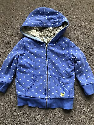 £1.70 • Buy Mini Boden Shaggy Hoodie 2-3 Years. Sherpa Lined