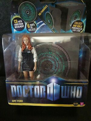 £14.19 • Buy Doctor Who Bbc Amy Pond With Cd Audio Book 5  Action Figure (03808)