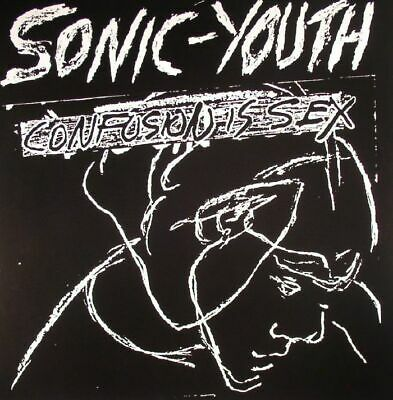 £18.98 • Buy SONIC YOUTH - Confusion Is Sex - Vinyl (LP + Postcard + Insert)