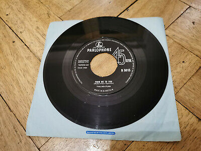 £5.99 • Buy The Beatles From Me To You 7  Vinyl Record Good Condition