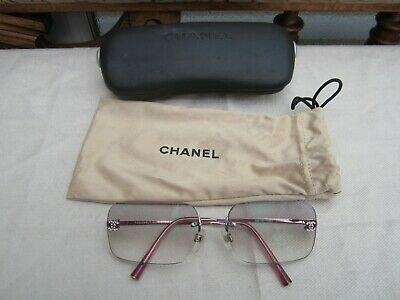 £70 • Buy Chanel Rimless Spectacle Frames