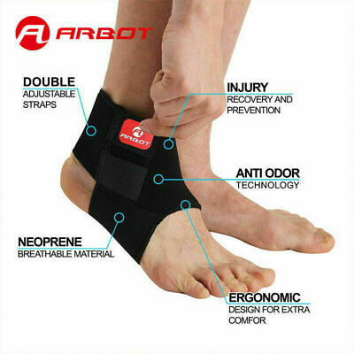 £3.99 • Buy NSH Ankle Support Brace Strap Sports Running Weak Joint Injury Adjustable Gym