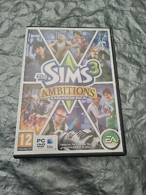 £4.99 • Buy The Sims 3: Ambitions Expansion Pack PC: Mac, 2010