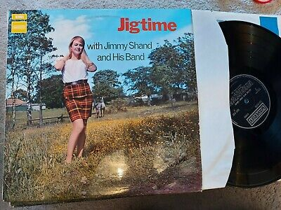 £2.99 • Buy Jigtime Jimmy Shand And His Band  Szlp 2122 Lp