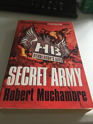 £0.99 • Buy Secret Army: Book 3 By Robert Muchamore (Paperback, 2009)