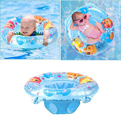 £3.20 • Buy Baby Swimming Ring Inflatable Float Seat Toddler Water Pool Swim Aid Toys