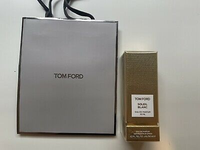 £80 • Buy Tom Ford Soleil Blanc 50ml AUTHENTIC. Brand New Still With Plastic Wrapping.