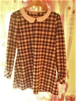 £5.30 • Buy Ladies Dress/ Top By Hearts And Bows