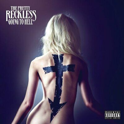 £86.01 • Buy PRETTY RECKLESS - Going To Hell - CD - Explicit Lyrics Limited Edition - **VG**