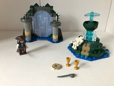 £9.99 • Buy Lego Set 4192 - Pirates Of The Caribbean - Fountain Of Youth
