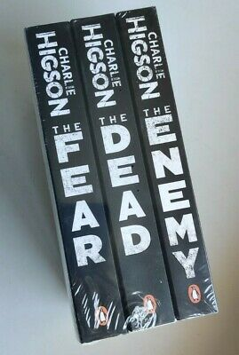 £9.95 • Buy Charlie Higson The Enemy Series Books 1-3 Collection Set Bundle - Brand New