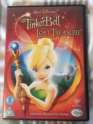 £0.30 • Buy Tinker Bell And The Lost Treasure (DVD, 2009)