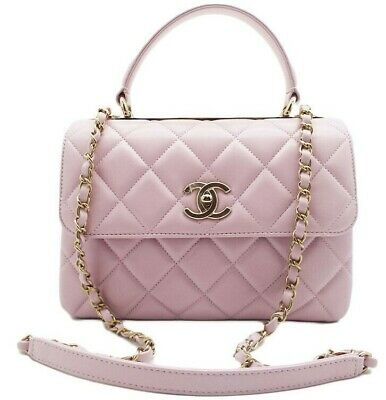 AU7538.46 • Buy Chanel Small Flap With Top Handle