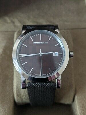 £230.70 • Buy Women Burberry Watch  New ...paperwork... Town And Country Look