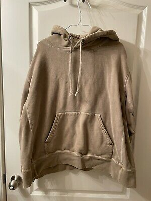 $ CDN272.47 • Buy Yeezy Season 3 Hoodie Olive Size Small Oversized Pre Owned Great Condition