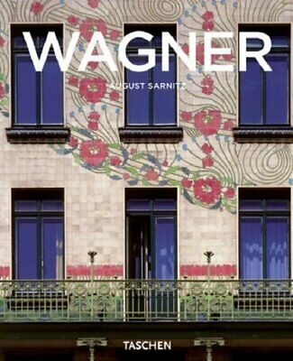 £34.59 • Buy WAGNER (BASIC ARCHITECTURE) By August Sarnitz **Mint Condition**