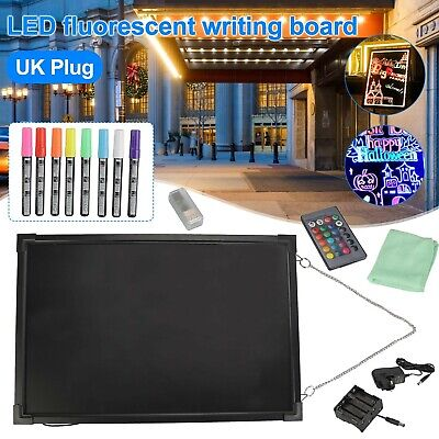£19.99 • Buy Sensory LED Drawing Board Kid Writing Toy Autism ADHD Light Up Special Need Gift