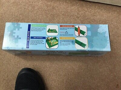 £3 • Buy Jigsaw Roll Up Puzzle Mat Inflatable