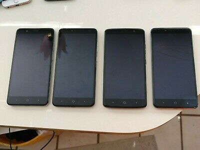 $ CDN94.73 • Buy Lot Of 4 ZTE ZMax 6  Android Smartphones FOR PARTS OR REPAIR