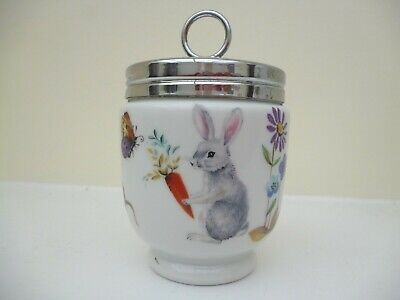 £19 • Buy Royal Worcester Egg Coddler 'a Skippety Tale' King Size Double