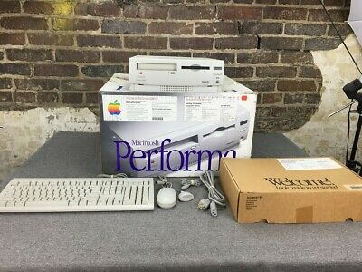 $249.95 • Buy Apple Macintosh Performa 6220CD Computer With Keyboard/Mouse/Accessories In Box