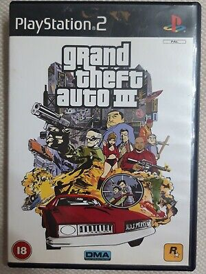 £1.99 • Buy PS2 Grand Theft Auto 3 Game
