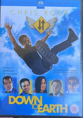 £0.99 • Buy Down To Earth (DVD, 2001)