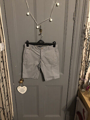 £3.99 • Buy River Island Mens, Smart, Fine Dogtooth Print Shorts, Size 30w. Spring/ Summer.
