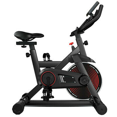 £123.49 • Buy Exercise Spin Bike Home Gym Bicycle Cycling Cardio Fitness Training Indoor