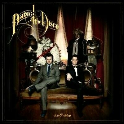 £11.75 • Buy |5073686| Panic! At The Disco - Vices & Virtues [CD] New