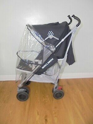 £89.99 • Buy Maclaren Buggy - Techno XT Stroller IN EX COND WITH RAINCOVER