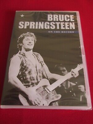 £4.99 • Buy Bruce Springsteen - On The Record - New & Sealed Dvd